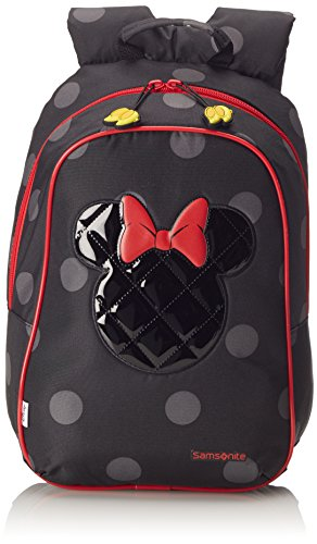 Disney By Samsonite Disney Ultimate Zaino S+ Junior Minnie, Poliestere, 10 ml, 36 cm