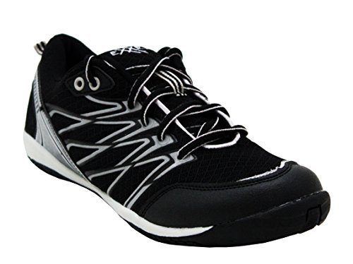 A&H Footwear - Stivaletti uomo , multicolore (Black/Grey), 42.5