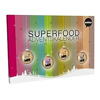 Superfood Adventskalender, 1er Pack (1 x 760 g)