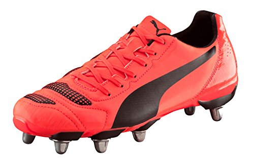 evoPOWER 4.2 H8 - Crampons de Foot Lava-Black-White