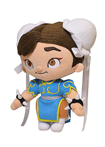Street Fighter Plush Figure Chun-Li 30 cm