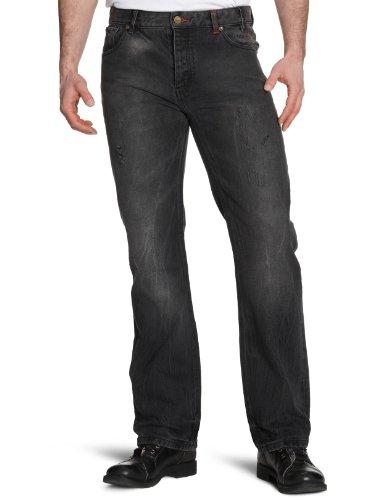 Billabong Herren Jeans ANTWERP heavy metal blk