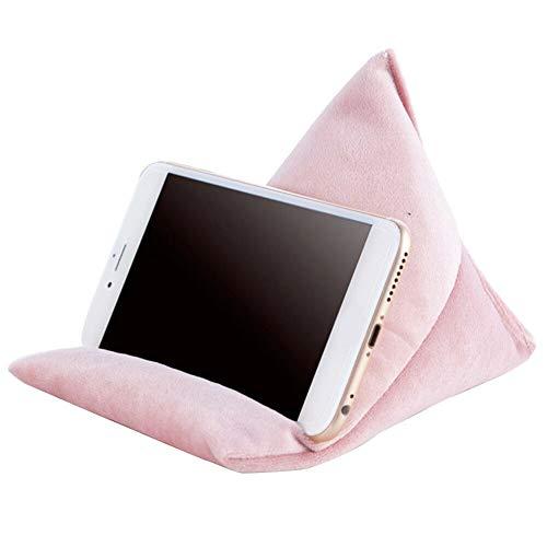 ZREAL Coussin de Support pour Tablette, Support pour tablettes et Livre, Stand Oreiller Support de téléphone Portable Lazy People Doux Portable Coussin Bean Bag pour Ordinateur Portable
