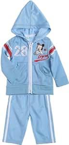 Jogging à capuche bébé garçon Mickey Disney baby bleu 23mois