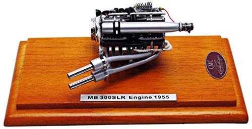 cmc-m-120-miniatura-veicolo-modello-per-la-scala-mercedes-benz-slr-300-motore-scala-1-18