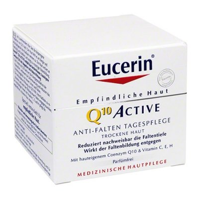 Eucerin Egh Q10 Antifaltenpflegecreme 50 ml