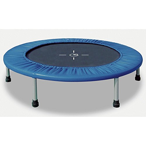 Garlando Trampolino Indoor Fit & Balance Ø 97 Cm. Multicolore