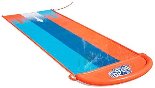52271 Tobogán inflable acuático triple con spray H2OGO1! 3+ años 549 cm