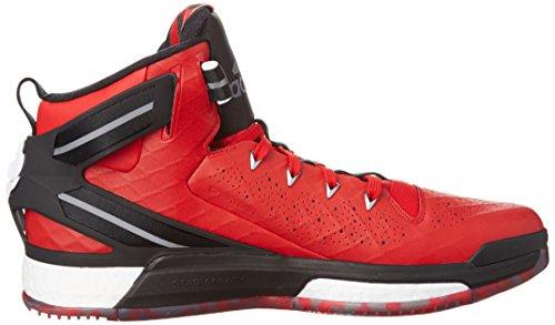 adidas, Sneaker uomo Rojo / Blanco / Amarillo