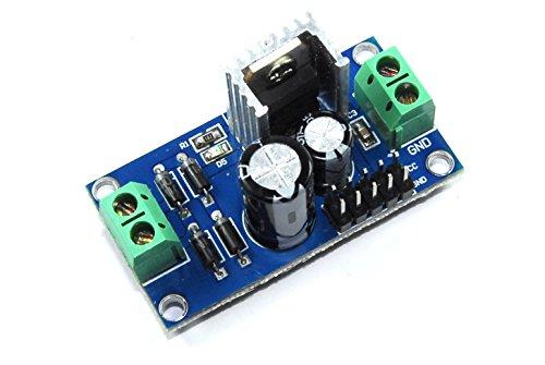 LC Technologie 5V Regulator Modul LM78057,5-20V Schraube DC AC -