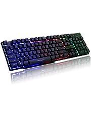 Tech-Com USB Rainbow 999 Gaming Keyboard