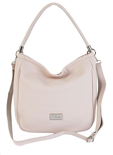 david-jones-lightweight-bucket-hobo-shoulder-crossbody-bag-4-colours-cm3006-beige