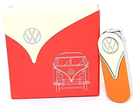 Briquet Metal - VW Volkswagen original Métal Briquet Briquet gaz