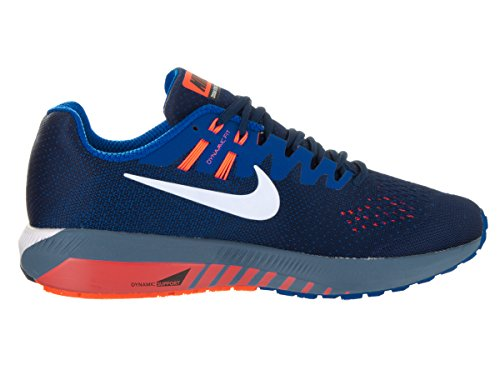 Nike 849576-400, Sneakers trail-running homme Bleu