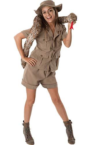 Kostüm Afrika Look - ORION COSTUMES Adult Safari Lady Fancy