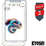 Kyosei Redmi Y2 Tempered Glass (Pack of 2)