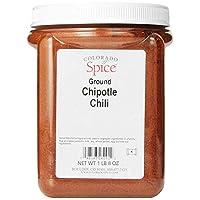 Colorado Spice Chili Pepper, Chipotle Ground, 30 Ounce Jar