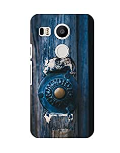 PickPattern Back Cover for LG Nexus 5X