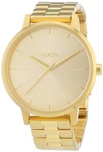 Nixon Damen-Armbanduhr Analog Edelstahl A099502-00