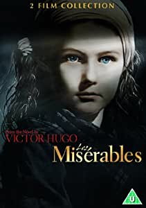 2 Film Collection (Les Misérables [1935] / Les Misérables [1952]) [DVD]