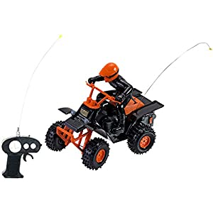 """Globo Toys Globo 35077 """"Spidko Radio Controlled Quad with Character Juguete"""