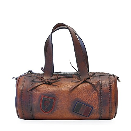 Pratesi Marisol petit sac à main - B170 Bruce (Marron) Marron