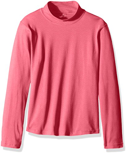 WATSONS Girl s performance Long Sleeve Top, Denim Pink, Large cb3d12a46c6