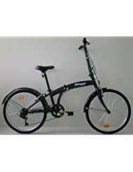 "FREJUS - Bicicleta 24"" Microbike New Plegable"