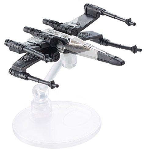Hot Wheels DYK03 Star Wars Rouge One Nave espacial - Partidario X-Wing Fighter