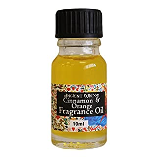 Ancient Wisdom Xmas Cinnamon and Orange Fragrance Oil