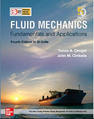 Fluid Mechanics; Fundamentals and Applications