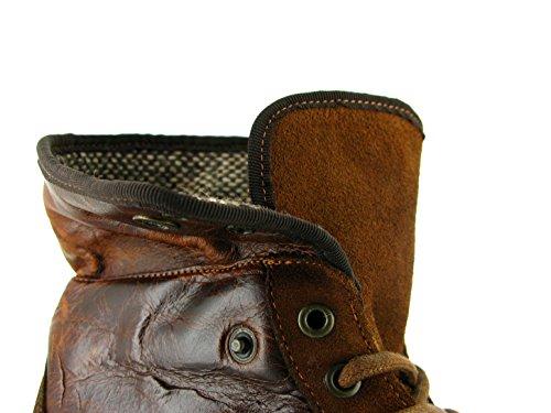 J.BRADFORD Chaussures Boots Homme JB-SIMEON marron Marron