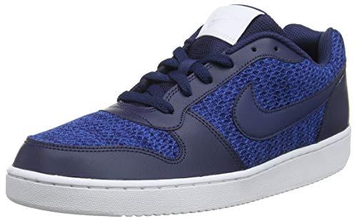 Nike Herren Ebernon Loprem Basketballschuhe, Blau (Gym Blue/Midnight Navy/White 440), 46 EU