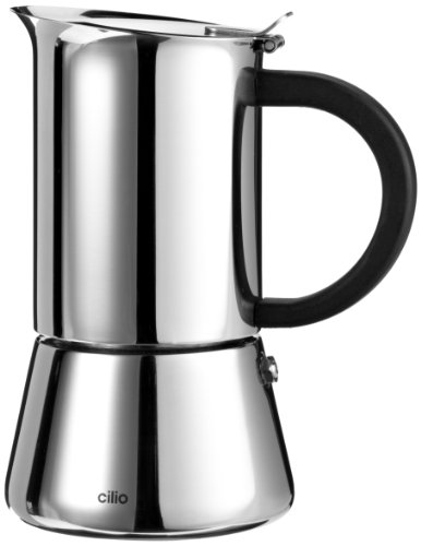 Cilio 342321 Espressokocher Rigoletto 4 Tassen