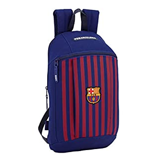 FC Barcelona Mochila Tipo Casual, Senderismo 39 cm.
