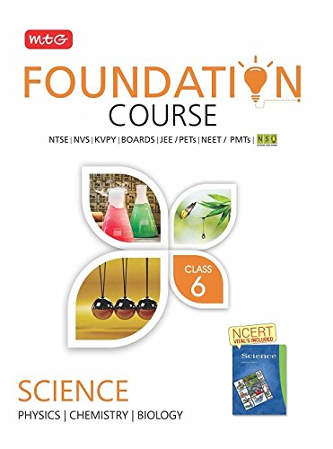 Science Foundation Course For JEE/NEET/NSO/Olympiad - Class 6