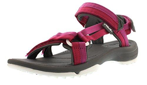 Teva Terra Fi Lite W's Damen Sport- & Outdoor Sandalen, Pink (Magenta 546), EU 43