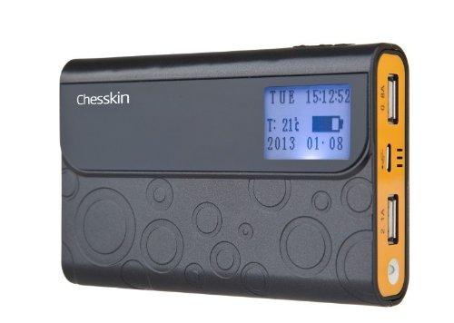 photo Chesskin Batterie externe haute capacité pour téléphone mobile