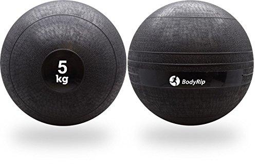 BodyRip [dy-gb-099] - Palla senza rimbalzo per attività di sollevamento pesi, arti marziali, boxe, fitness, crossfit, peso 5 kg