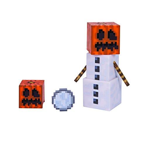 Preisvergleich Produktbild Minecraft 16479 - Schneegolem mit Accessoire, Actionfiguren