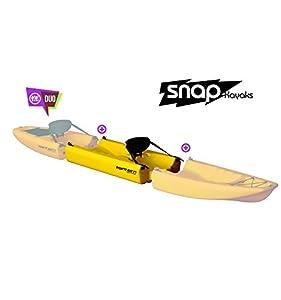 Point 65 P65-SNAP-DUO Kayak modulable