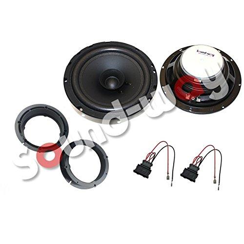 haut-parleurs-enceintes-bicone-165-cm-120-watts-pour-volkswagen-golf-iv-bora-passat