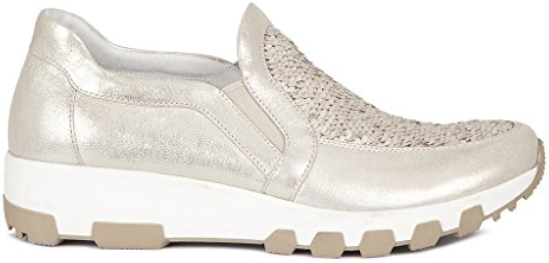 TJ Collection, Scarpe col Tacco Donna oro, bianca | Grande Varietà  | Gentiluomo/Signora Scarpa