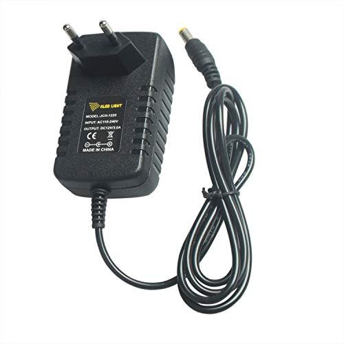 ALED LIGHT® 12V 2A AC / DC Netzteil Eurostecker für Streifen LED-Streifen-Licht-5050; 3528; RGB; Kaltes Weiß; warmes Weiß (Energieversorgung) -