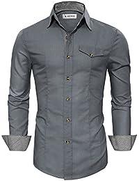 Tom's Ware Chemises en Coton Oxford-Hommes