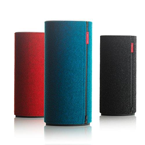 Libratone ZIPP Wireless Lautsprecher mit 3 Woll-Covern (integr. Akku, AirPlay, DLNA, PlayDirect) Classic Collection