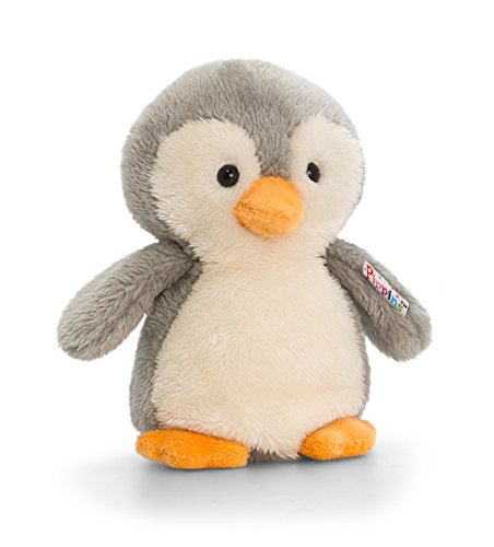 Keel Pippins Pingüino Juguete Suave  Muñeco de Peluche 14cm