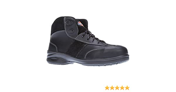 a63052efc58 Dickies Womens/Ladies Velma Steel Toe Safety Boots