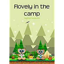 Flovely in the camp: Adventure stories for children (English Edition)