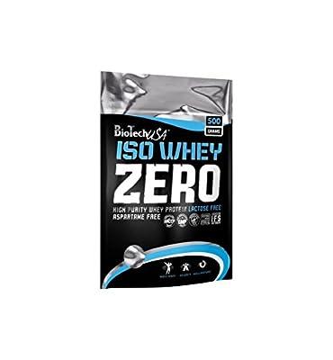 Iso Whey ZERO 500g bag from BIOTECH USA KFT